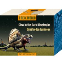 Die Spiegelburg - T-Rex World - Glow in the Dark Dimetrodon