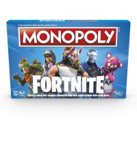 Hasbro - Monopoly Fortnite