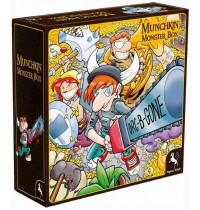 Pegasus - Munchkin Monsterbox Cover 1, Huang
