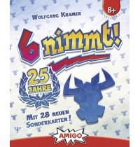Amigo Spiele - 6 nimmt! - 25 Jahre
