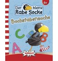 Amigo Spiele - Rabe Socke - Buchstabensuche
