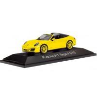 Porsche 911 Targa 4 GTS, raci