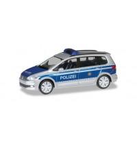 VW Touran, Polizei Berlin