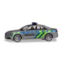Audi A6 Limo, Polizei Prag