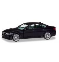 BMW 5er Limousine, schwarz