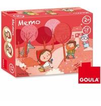Jumbo Spiele - Memo Rotkäppchen