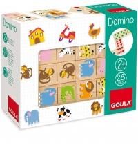 Jumbo Spiele - Domino Zoo