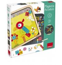 Jumbo Spiele - Magnetische Formen und Farben