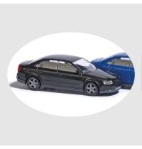 Audi A4 schwarz