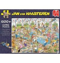 Jumbo Spiele - Jan van Haasteren - Backe, backe, Kuchen - 1500 Teile