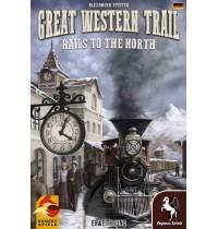 Eggertspiele - Great Western Trail - Rails to the North, Erweiterung