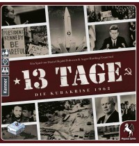Frosted Games - 13 Tage - Die Kubakrise 1962