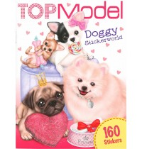 Depesche - TOPModel - Pocket Stickerworld Doggy