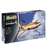 Revell - Bell X-1 (1rst Supersonic)