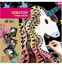 Avenir - Scratch Magic Unicorn