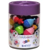 Lalaboom - Entdecker-Perlen und Zubehör, 48-teilig