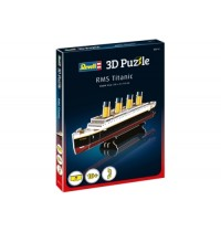 Revell - 3D Puzzle - RMS Titanic