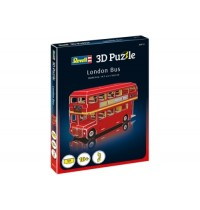 Revell - 3D Puzzle - London Bus