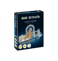 Revell - 3D Puzzle - London Skyline