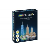 Revell - 3D Puzzle - New York Skyline