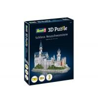 Revell - 3D Puzzle - Schloss Neuschwanstein