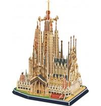 Revell - 3D Puzzle - Sagrada Familia