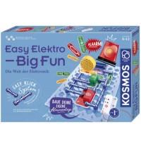 KOSMOS - Easy Elektro - Big Fun - Entdecke die Welt der Elektronik