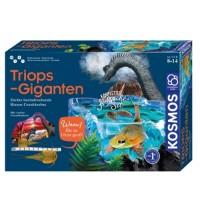 KOSMOS - Triops-Giganten - Züchte Riesen-Urzeitkrebse