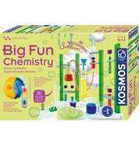 KOSMOS - Big Fun Chemistry - Deine verrückte Experimentier-Station