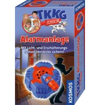KOSMOS - TKKG Junior Alarmanlage