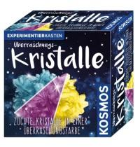 KOSMOS - Überraschungs-Kristalle - Züchte Kristalle in einer Überraschungsfarbe