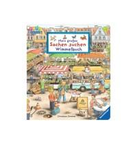 Ravensburger Bilderbuch - Mein großes Sachen suchen - Wimmelbuch