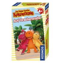 KOSMOS - Der kleine Drache Kokosnuss – Auf Drachensuche - Spannendes Würfel-Memo