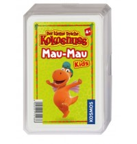 KOSMOS - Der kleine Drache Kokosnuss Mau-Mau Kids