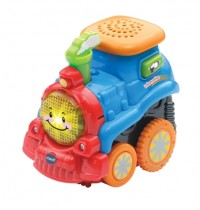 VTech - Tut Tut Baby Flitzer - Press & Go Lokomotive