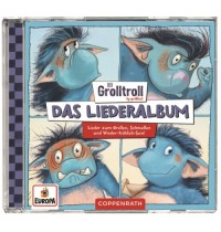 Coppenrath - CD Der Grolltroll - Das Liederalbum
