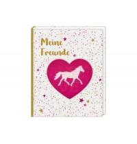 Freundebuch: Pferdefreunde Meine Freunde