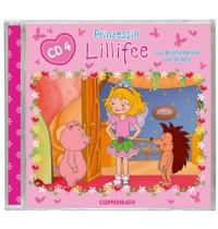 Coppenrath - CD Original-Hörspiel zur TV-Serie: Prinzessin Lillifee, Folge 4