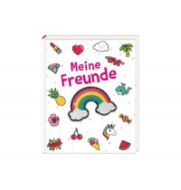 Freundebuch: Funny Patches -