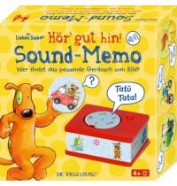 Die Spiegelburg - Die Lieben Sieben - Sound-Memo