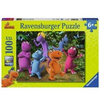 Ravensburger Puzzle - Der kleine Drache Kokosnuss - Neue Abenteuer mit Drache Kokosnuss, 150 Teile