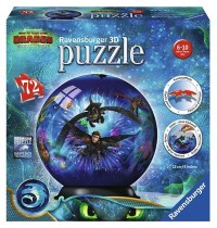 Ravensburger Puzzle - 3D Puzzleball - Dragons 3