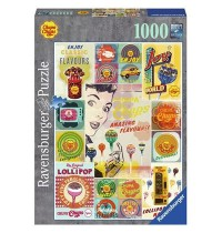 Ravensburger Puzzle - Chupa Chups, 1000 Teile