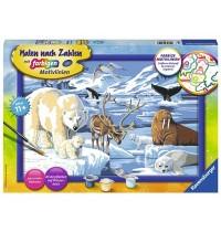 Tiere der Arktis  RL MnZ Serie C