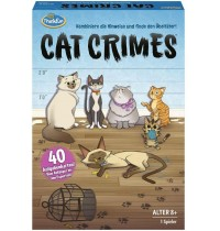 Cat Crimes ThinkFun
