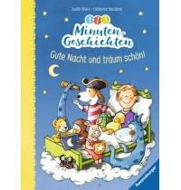 Ravensburger Buch - 1-2-3 Minuten-Geschichten - Gute Nacht und träum schön