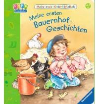 Ravensburger Bilderbuch - Meine ersten Bauernhof-Geschichten