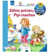 Ravensburger Buch - Wieso? Weshalb? Warum? - Junior - Zähne putzen, Pipi machen