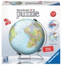 Globus deutsch         3D Puz
