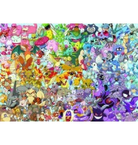 Challenge Puz.-Pokémon 1000 T
